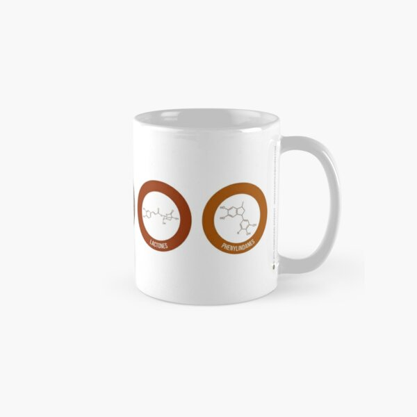 Chemistry of Coffee Classic Mug