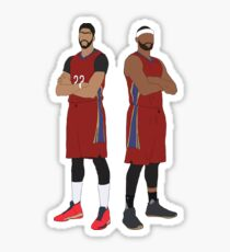 Boogie And The Brow Sticker
