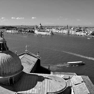 View From San Giorgio Maggiore  by jojobob