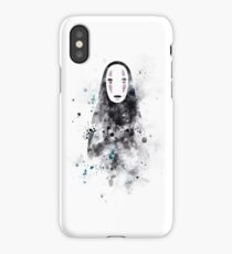 No Face iPhone Case