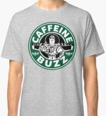 Caffeine Buzz Classic T-Shirt