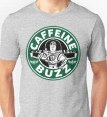 Caffeine Buzz Funny T-shirt