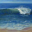 Breaking Wave by Summerwindart