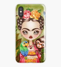Frida Querida iPhone Case