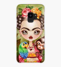 Frida Querida Case/Skin for Samsung Galaxy
