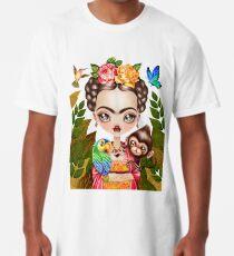 Frida Querida Long T-Shirt