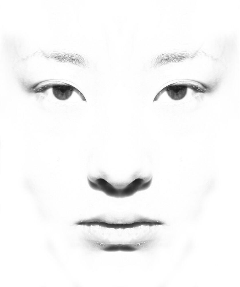 The Face by Wenxin Liu