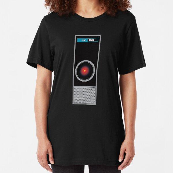 HAL 9000 - Artificial Intelligence Slim Fit T-Shirt