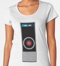 HAL 9000 - Artificial Intelligence Women's Premium T-Shirt