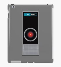 HAL 9000 - Artificial Intelligence iPad Case/Skin