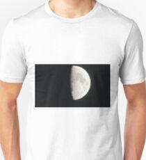 Half Moon In The Mindnight Sky T-Shirt