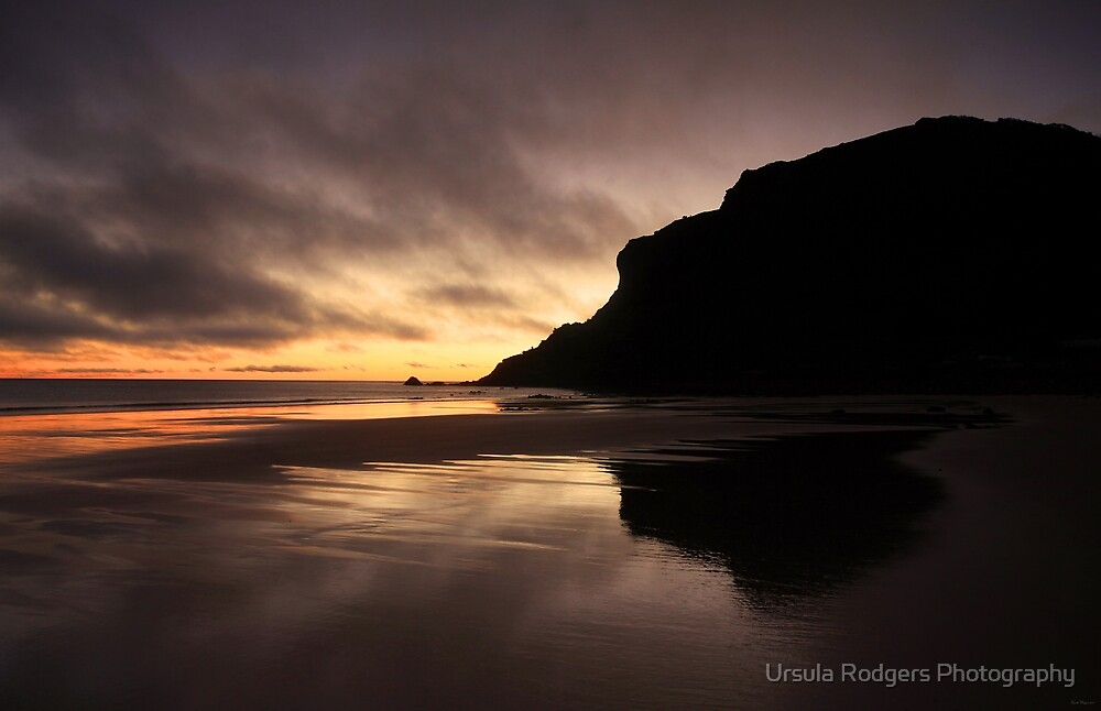 Dawn at the Nut - Stanley, Tasmania by Ursula Rodgers Photography