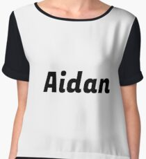 Aidan Women's Chiffon Top