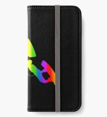 Colorful Kitesurfing Rainbow Sticker iPhone Wallet/Case/Skin