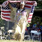Proud to Carry the Native Flag by Sassafras