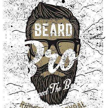 Beard Bros Respect the Beard by Farfam