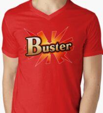 Fate/Grand Order Buster Card  Men's V-Neck T-Shirt