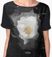 avicii Music the flower Chiffon Top