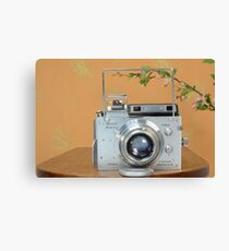 Classic Camera Plaubel Makina Canvas Print
