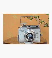 Classic Camera Plaubel Makina Photographic Print