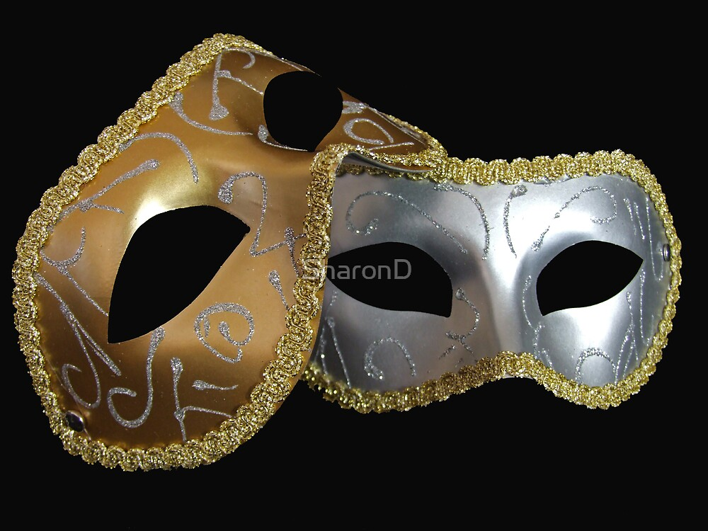 Life Is A Masquerade by SharonD
