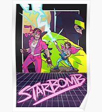 Starbomb II Poster