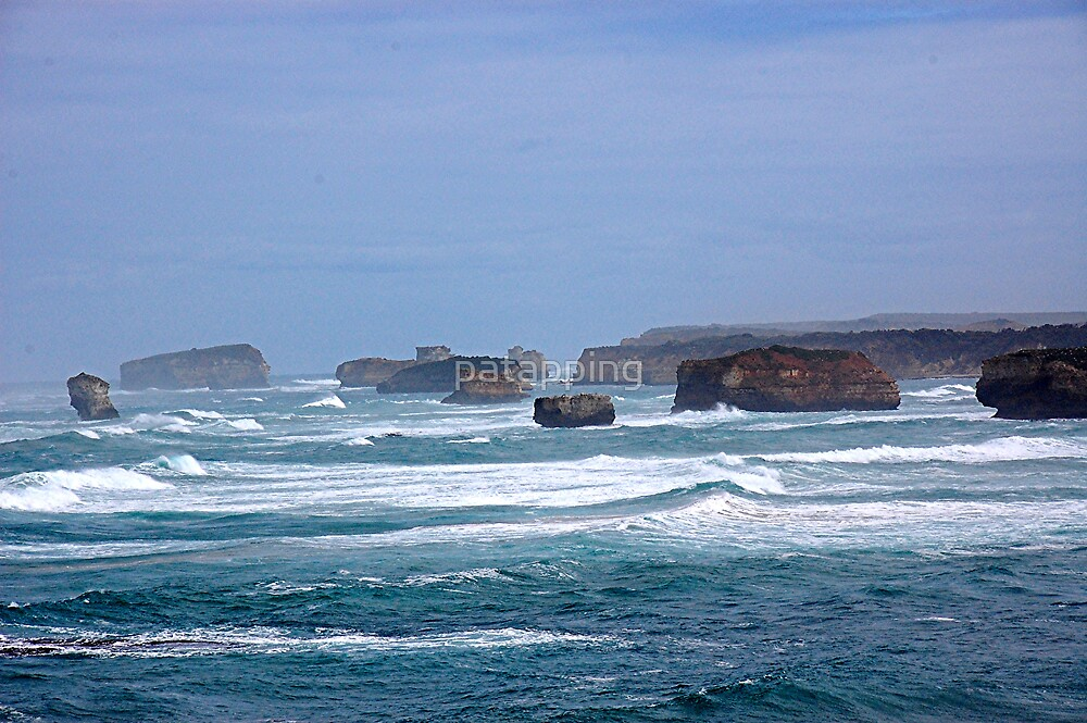 Bay of Islands, Great Ocean Rd. Vic by patapping