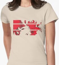 Spike Spiegel. Womens Fitted T-Shirt