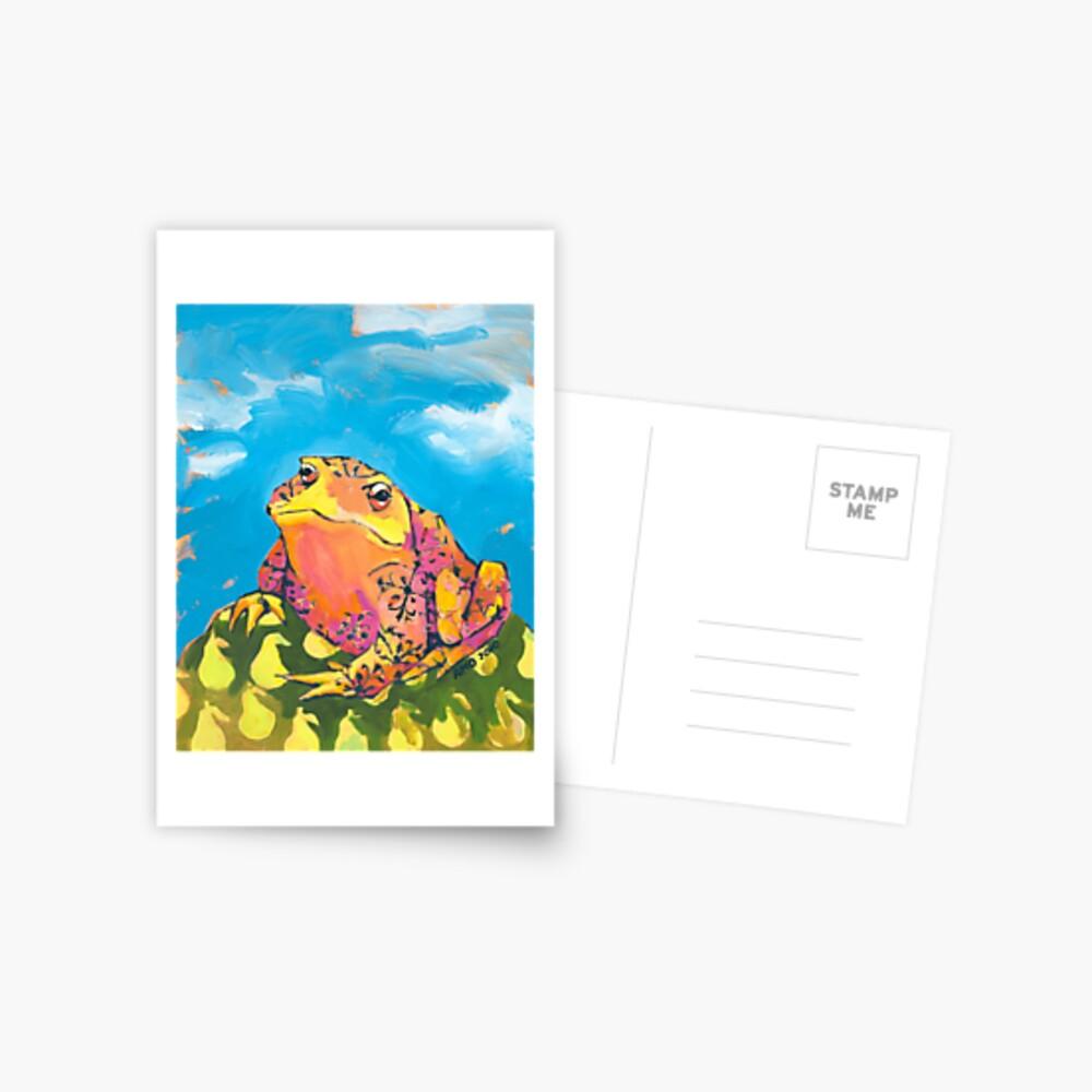 Fruit King Postcard
