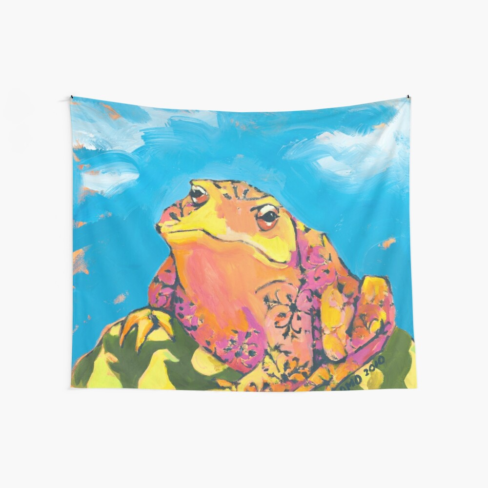 Fruit King Wall Tapestry