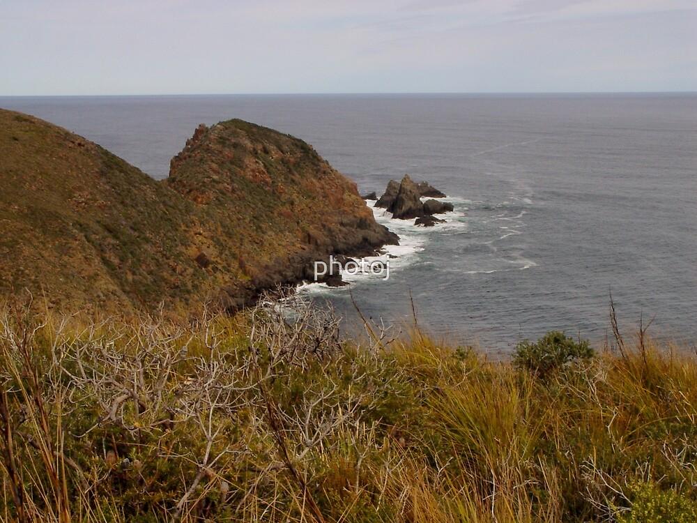 photoj Tas South-Bruny Island by photoj