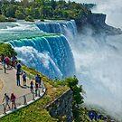 American Falls by Adam Northam