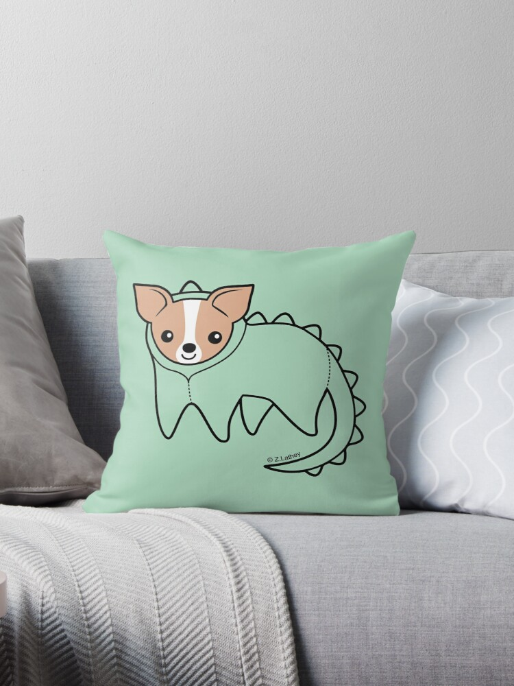Little Dinosaur Chihuahua by zoel