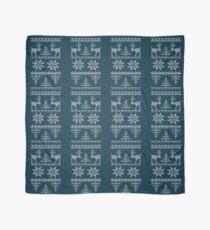 nordic knit pattern Scarf
