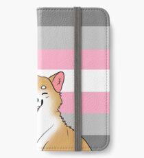 Demigirl Shiba Inu iPhone Wallet/Case/Skin