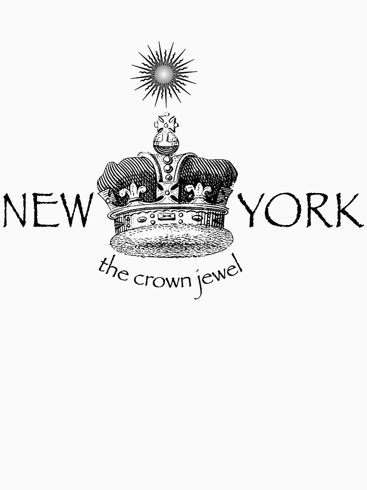New York Crown Jewel by Zehda