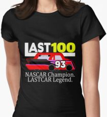 #LAST100 Jeff Green 100th Last-Place Finish Shirt Women's Fitted T-Shirt