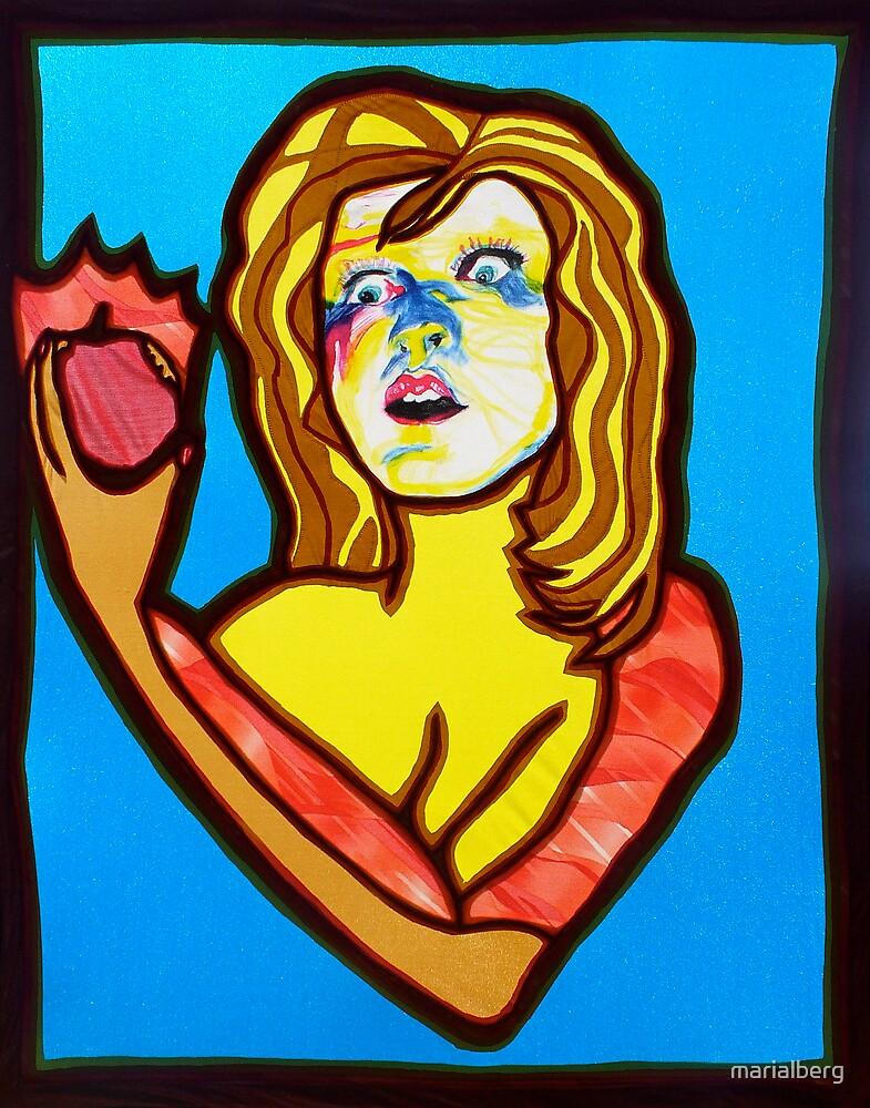 Eve in peril by marialberg