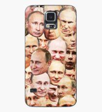 Vladimir Putin Case/Skin for Samsung Galaxy