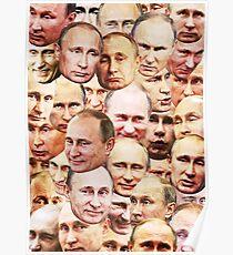 Póster Vladimir Putin