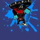 Brutes.io (Mexibrute Day Of Dead Blue) by brutes