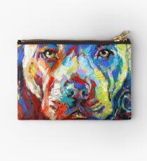 Stafforshire Bull Terrier Studio Pouch
