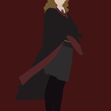 Hermione by emijanelle