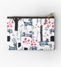 Frosted Forest Studio Pouch