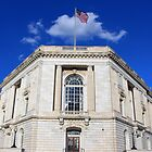 Russell Senate Office Building by Cora Wandel