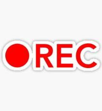 Record Sticker