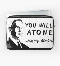 You Will Atone  Laptop Sleeve