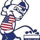 Pee on Russian Trump by EthosWear