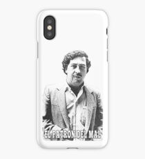 El Patron  iPhone Case/Skin