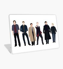 Superwholock Laptop Skin